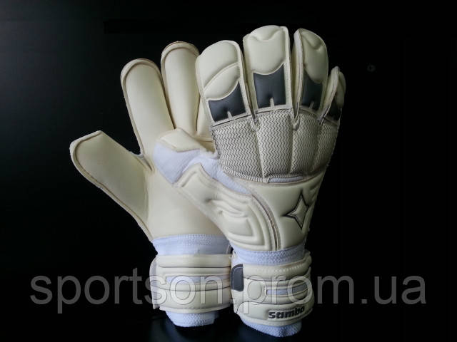 Вратарские перчатки K-Sector Samba GIGA SUPERSOFT (оригинал)