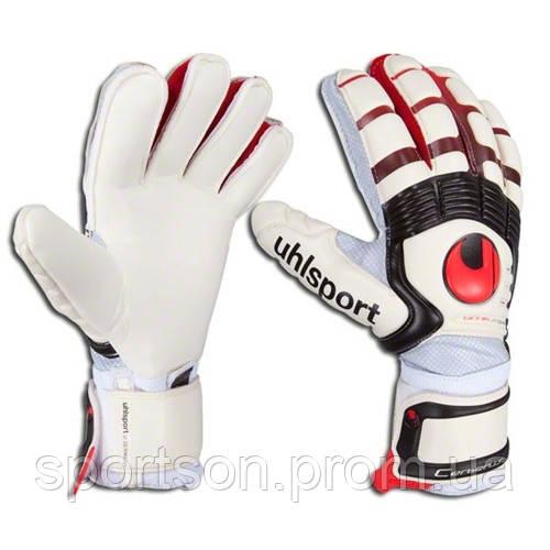 Вратарские перчатки Uhlsport Cerberus Supersoft Bionic (оригинал)