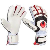 Вратарские перчатки Uhlsport Cerberus Supersoft Bionic (оригинал), фото 1