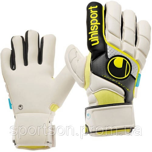 Вратарские перчатки Uhlsport Fangmaschine HN Pro (оригинал)