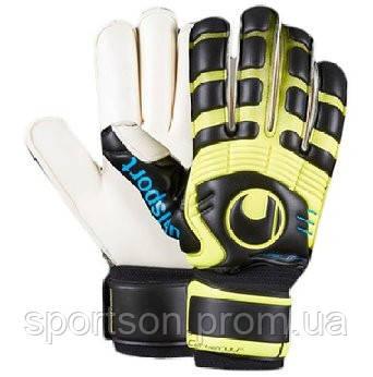 Вратарские перчатки Uhlsport Cerberus Supersoft (оригинал)