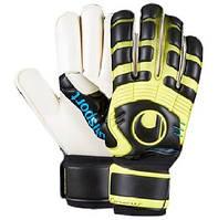 Вратарские перчатки Uhlsport Cerberus Supersoft (оригинал), фото 1