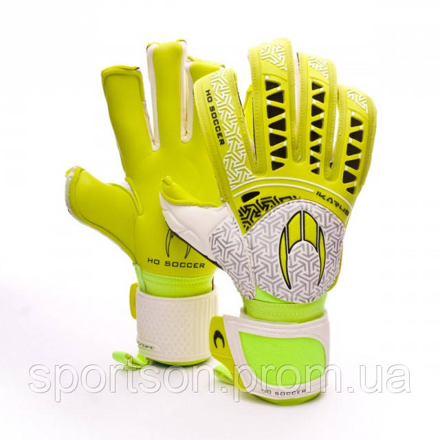 Вратарские перчатки HO Soccer Ikarus Roll-Negative (оригинал)
