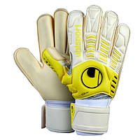 Вратарские перчатки Uhlsport Ergonomic Absolutgrip RF (оригинал), фото 1