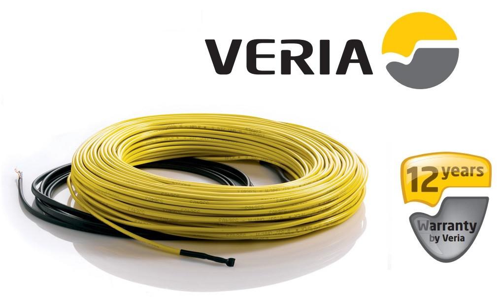 Нагревательный кабель Veria flexicable 20 650 W (3,2 - 4,3 м2)