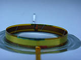 мембрана (алюминий) для драйверов (пищалок) диаметром 34.4-34.5mm для Celestion cdx1-1425, фото 3