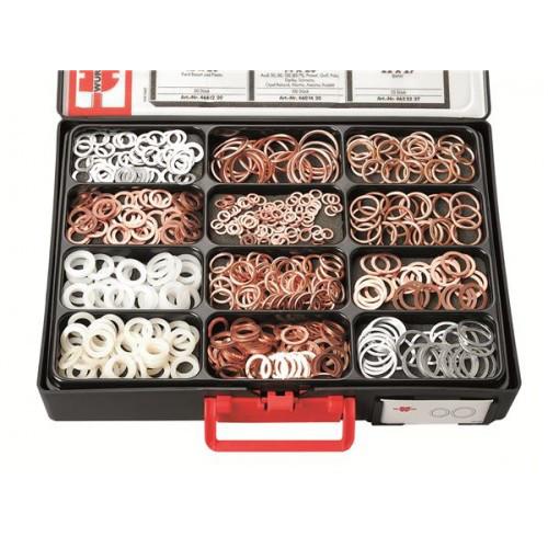 Уплотнительные кольца для сливных пробок маслосливного отверстия DIN 7603 Wurth