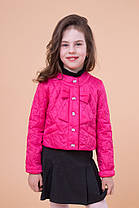 Демисезонная куртка для девочек «Париж», фото 3