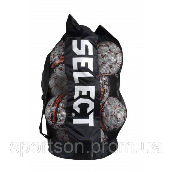 Сетка для мячей Select FOOTBALL BAG 10/12 balls (оригинал)