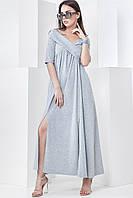Платье  Элизабет макси, длинное платье, платье макси, летнее длинное платье, длинный сарафан, дропшиппинг, фото 1
