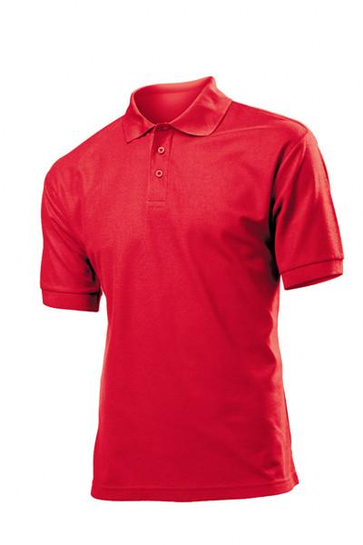 Мужская футболка поло Stedman ST3000