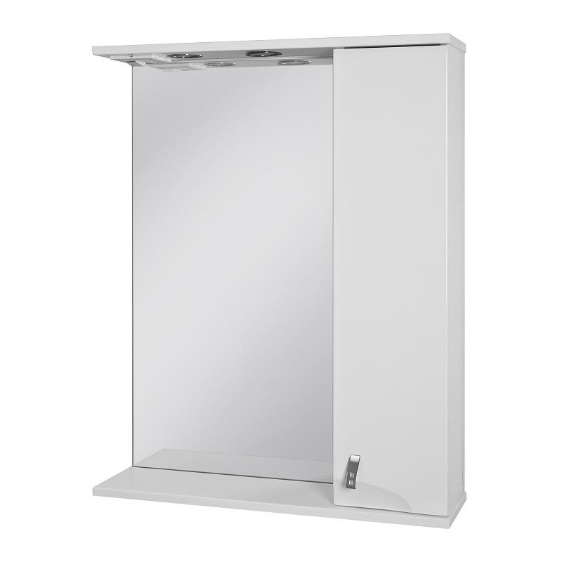 Зеркальный шкаф Ювента MONIKA NOVA МШНЗ3-75