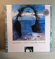 CD диск Sandra - Into A Secret Land