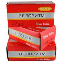 """Камера 16х1.95/2.125 """"Велоритм"""" для велосипеда"""