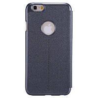 Чехол-книжка Nillkin Sparkle case iPhone 6/6s Black, фото 1