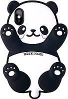Чехол-накладка Remax Coolplay Series Case Apple iPhone X Panda, фото 1