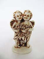 Ангелы (пара) (Статуэтки Мраморная крошка)