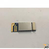 Адаптер Bluetooth знятий з ноутбука Dell Inspiron 6400, RD530, Б/В. В хорошому стані, без пошкоджень.