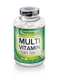 Витамины IronMaxx Multivitamin 130 caps