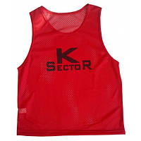 Манишка K-Sector (красная) (оригинал)
