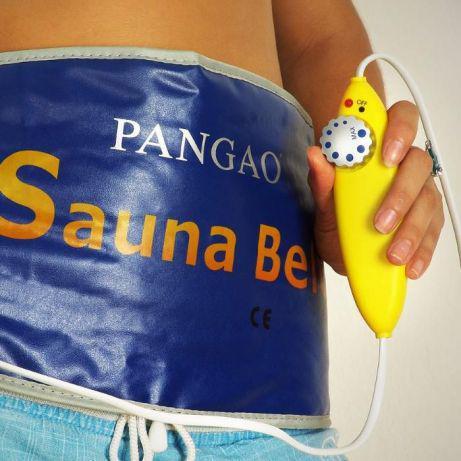 Пояс для похудения Sauna Belt пояс Сауна Белт Бэлт