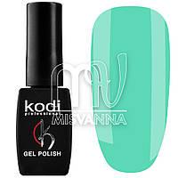 Гель-лак Kodi Professional 8 мл №118 бирюза