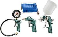 Набор пневматических инструментов Metabo LPZ 4 SET (601585000)