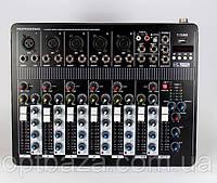 Аудио-микшер Mixer BT4000 4ch.+BT