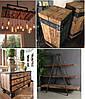 Создание мебели в стиле Loft