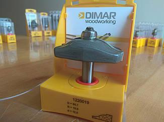 Фреза фасадна DIMAR D=66,6 R=19 B=17 L=76,1 d=12
