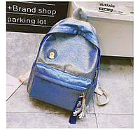 59de6daaa8e7 Тканевый молодежный модный рюкзак в категории рюкзаки и портфели ...