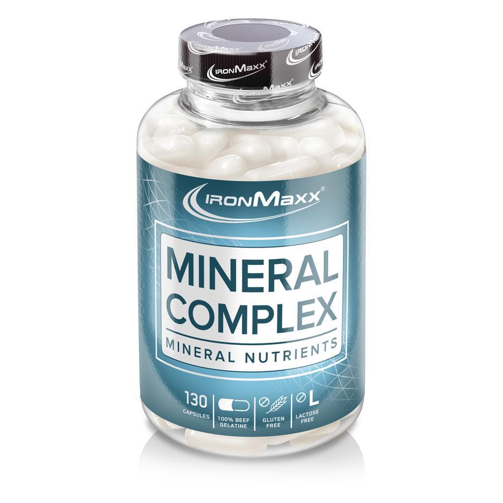 Вітаміни IronMaxx Mineral Complex 130 caps