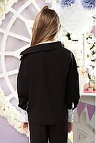 """Школьная блузка для девочки """" SH - 49 """", фото 2"""
