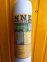 Сетка строительная штукатурная армирующая 75г\м2 - 5*5мм ( для внутренних работ )