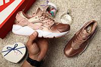 Женские кроссовки Nike Air Huarache Pink