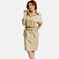 10ac1681e74 Платье-рубашка летнее Ylanni 8001 купить в Украине