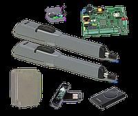 Автоматика для распашных ворот Faac 415 (230В) створка от 2,5 до 3 м (комплект), фото 1