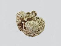 Воробушки Влюбленные (Статуэтки Мраморная крошка)