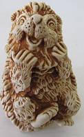 Ежик на лапках (Статуэтки Мраморная крошка)