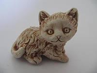Кот №2 (Статуэтки Мраморная крошка)