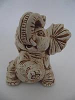 Слоник (Статуэтки Мраморная крошка)