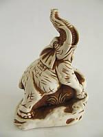 Слон большой (Статуэтки Мраморная крошка)