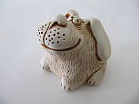 Собачка большая (Статуэтки Мраморная крошка)