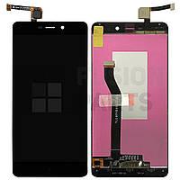 Дисплей Xiaomi Redmi 4 Prime / Redmi 4 Pro с тачскрином (Black)