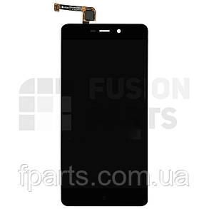 Дисплей Xiaomi Redmi 4 Prime / Redmi 4 Pro с тачскрином (Black), фото 2