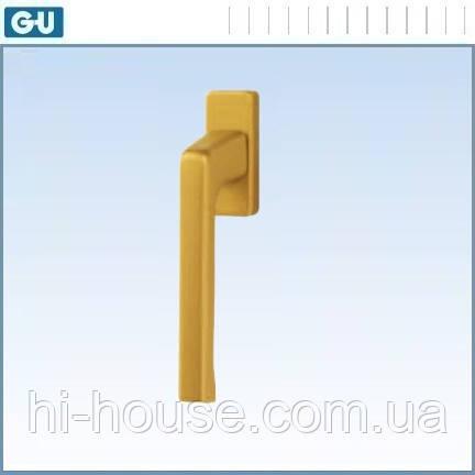 Ручка оконная Dirigent, золото (F3, Gold)