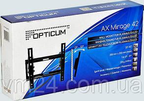 """Настенное крепление для телевизора Opticum AX Mirage от 23"""" до 42"""""""
