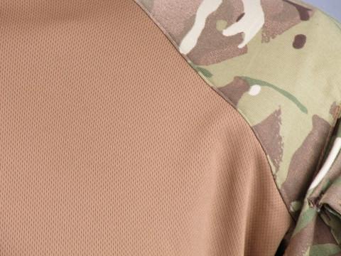 Тактическая рубашка UBACS MTP Camo