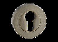 Накладка дверная под цилиндр е-3, фото 1