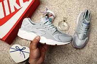 Женские кроссовки Nike Air Huarache Grey